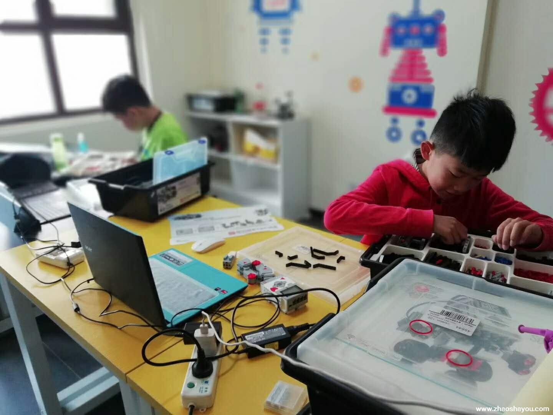 壹��C器人�程教育怎么加盟